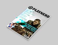 Trabalho acadêmico: Revista Playnerd