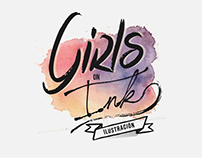 GIRL'S ON INK