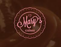 Branding - Marys Cakes
