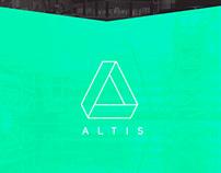 Grupo Altis - Rebrand