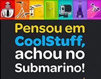 Projeto CoolStuff Submarino.