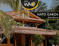 Sitios wao - Artes