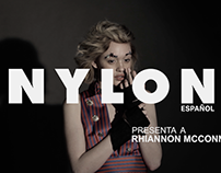 Rhiannon Mcconnel NYLON ES