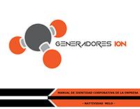 Identidad Corporativa (Trabajo Universitario)