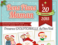 Event Invitation - Bons Plans Maman