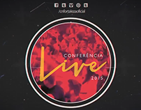 Conferência Live 2015 - Teaser