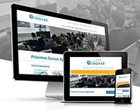 Site Inovar - Consultoria e Treinamentos