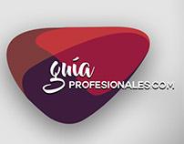 GuiaProfesionales.com (web + logo)