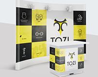 Identidade - Academia Tozi