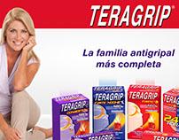 Campaña TERAGRIP 24H + Familia