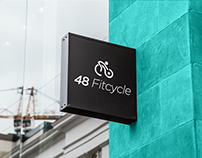 Logo - 48 Fitcycle