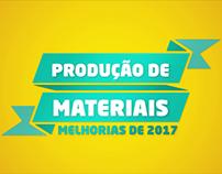 Animação: Melhorias da Produção de Materiais UNIASSELVI