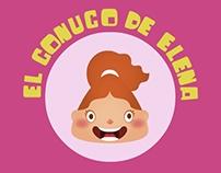 "Serie Animada ""El Conuco de Elena"""