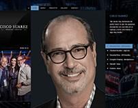 Wordpress Website - Cisco Suarez