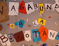 Vagabundo a la Bogotana - Concept art