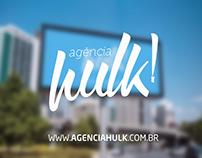 Layout apresentação + Redação - Agência Hulk