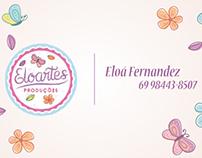 Criação de Logotipo de Cartão de Visita