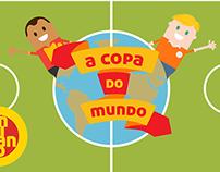 A Copa do Mundo - Enraizando #01