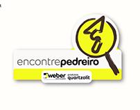 Weber • Encontre Pedreiro