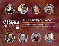 Honduras Digital Challenge 2017