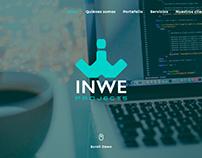 Inwe Projects - Página web