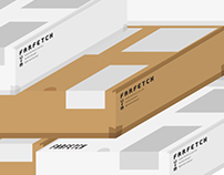 Farfetch Brasil - Embalagem de Entrega