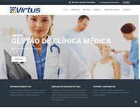 Site Institucional - Virtus