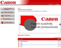 Comunicación de promocion y control de premios y ventas