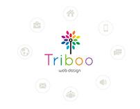 Nuestro Sitio en Breve - Triboo Web Design