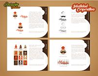 Mostacho restaurante (manual corporativo)