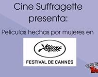 Mujeres directoras en Cannes 2017