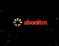 Abonitos Logo Reveal