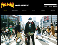 THRASHER WEB