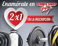 Trabajos Tennis Shop Venezuela