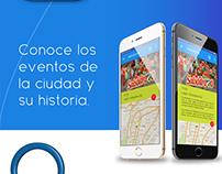Cali Institucional app tourism