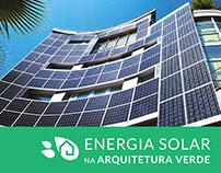 Energia Solar na Arquitetura Verde [E-book]