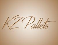 Logo - KZ Pallets