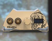 Fonte de alimentação CRAB - para Piranha tattoo