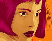 Mathilda Vectorial Art