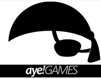 aye! Games logo