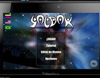 App Reto Blackberry Goldok Game for Playbook