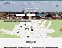 Logo + Website Guia da Comarca