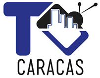 Identidad Gráfica y Manual corporativo TV CARACAS