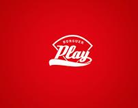 Identidad Gráfica para restaurante de comida rápida.