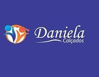Novo Logotipo da Empresa Daniela Calçados