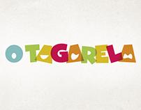 Logotipo O Tagarela - Revista