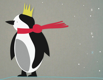 Antonio, el pingüino