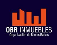 OBR Inmuebles (Diseño de Logo)