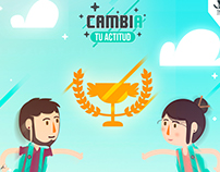 Cambia tu Actitud - Mobile Game