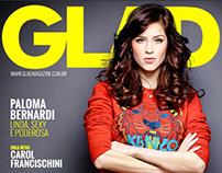 Revista Glad com Sophia Abrahão